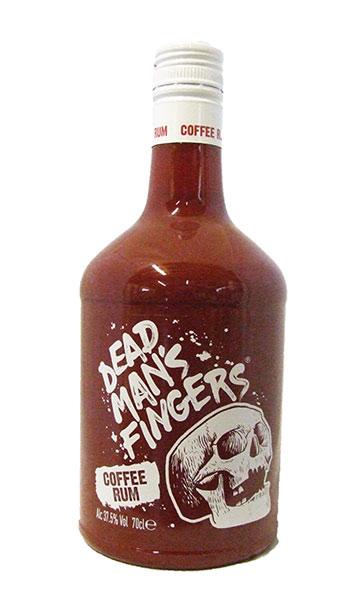 dead mans finger coffee bottle