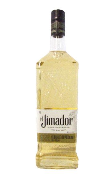 el jimador respardo tequila bottle