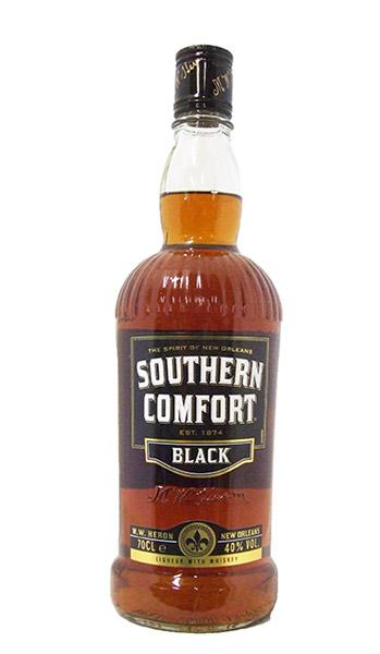 southern comfort black bottle